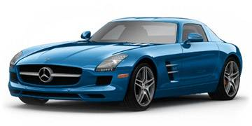 Mercedes SLS