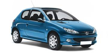 Used Peugeot 206 Cars for Sale, Second Hand & Nearly New Peugeot 206 ...