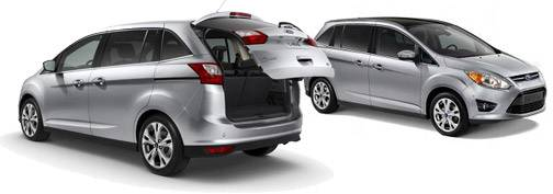 What to look for in a Ford C Max