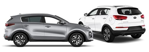What to look for in a Kia Sportage