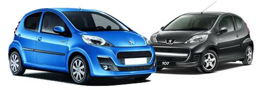 What to look for in a Peugeot 107