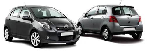 used toyota yaris cars for sale, second hand & nearly new toyota