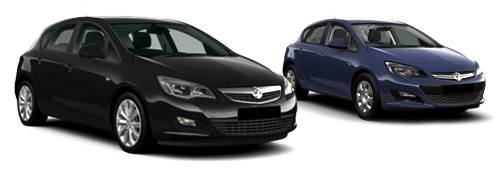 What to look for in a Vauxhall Astra