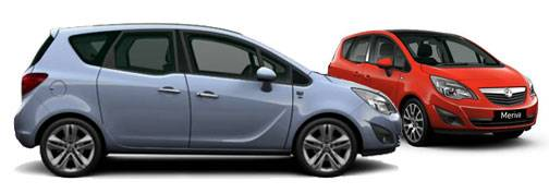 What to look for in a Vauxhall Meriva